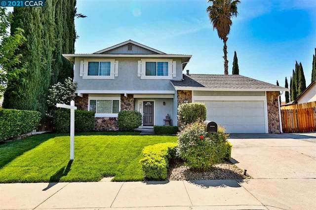 3613 Shaw Cir, Antioch, CA 94509 (#CC40945251) :: Intero Real Estate