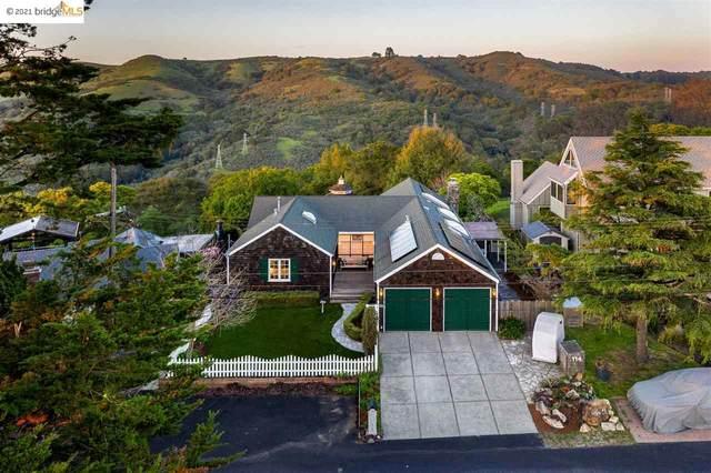 114 Purdue Ave, Kensington, CA 94708 (#EB40945254) :: Intero Real Estate