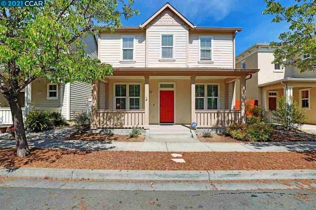 1045 Cottage Ln, Hercules, CA 94547 (#CC40945255) :: Intero Real Estate
