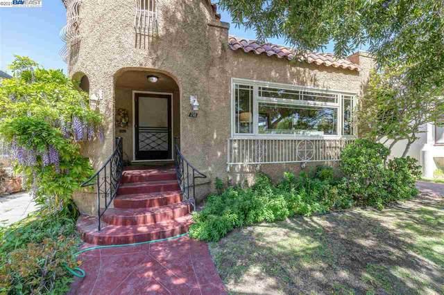 258 W Broadmoor Blvd, San Leandro, CA 94577 (#BE40945280) :: Intero Real Estate