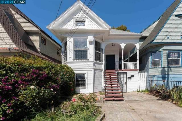 1526 9Th St, Oakland, CA 94607 (#CC40945278) :: Intero Real Estate