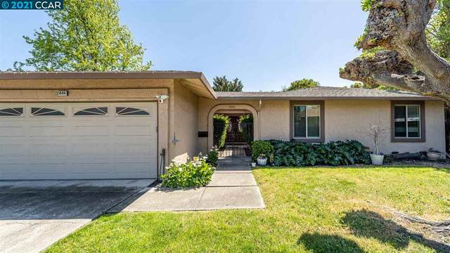 2806 Winthrop Ave, San Ramon, CA 94583 (#CC40945020) :: Schneider Estates