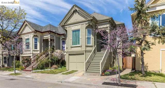 780 15th St, Oakland, CA 94612 (#EB40945286) :: Intero Real Estate