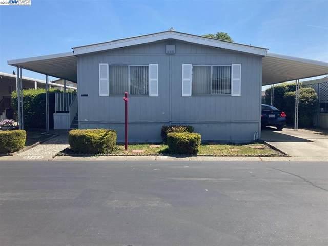27922 Pueblo Serena, Hayward, CA 94545 (#BE40945292) :: Intero Real Estate