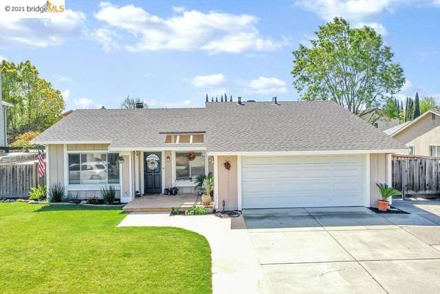 4216 Waycross Ct, Pleasanton, CA 94566 (#EB40945306) :: Intero Real Estate