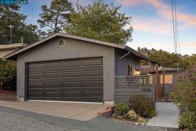 6848 Ridgewood Dr, Oakland, CA 94611 (#CC40945309) :: Intero Real Estate