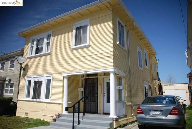 708 32Nd St, Oakland, CA 94609 (#EB40945327) :: Intero Real Estate