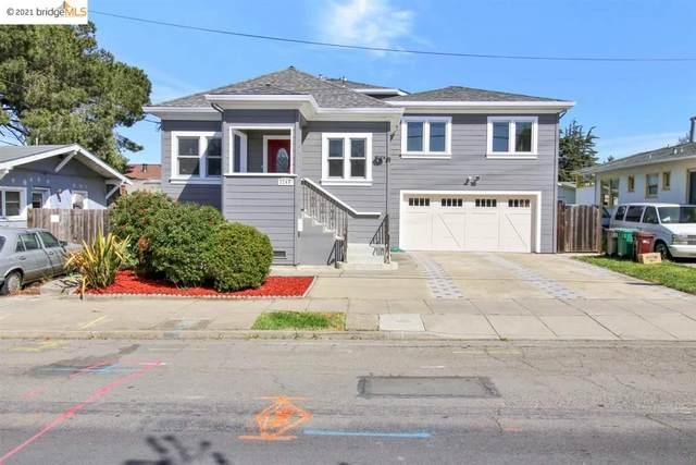 1245 Washington Ave, Albany, CA 94706 (#EB40945359) :: Intero Real Estate