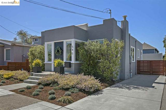 545 Albemarle St, El Cerrito, CA 94530 (#EB40945219) :: The Realty Society