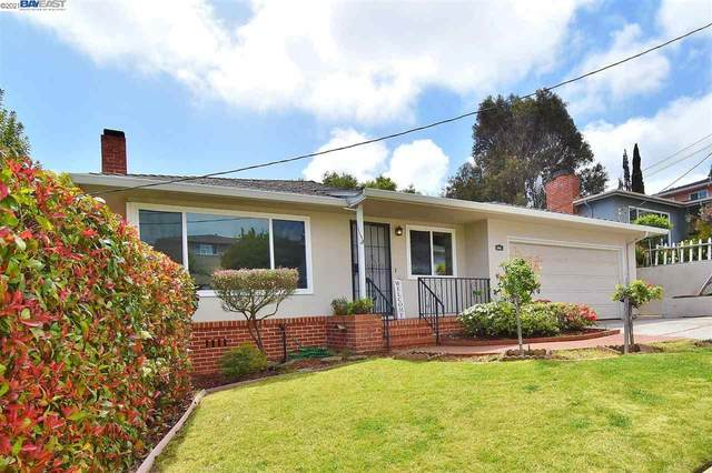 2451 San Carlos Ave, Castro Valley, CA 94546 (#BE40942982) :: The Goss Real Estate Group, Keller Williams Bay Area Estates
