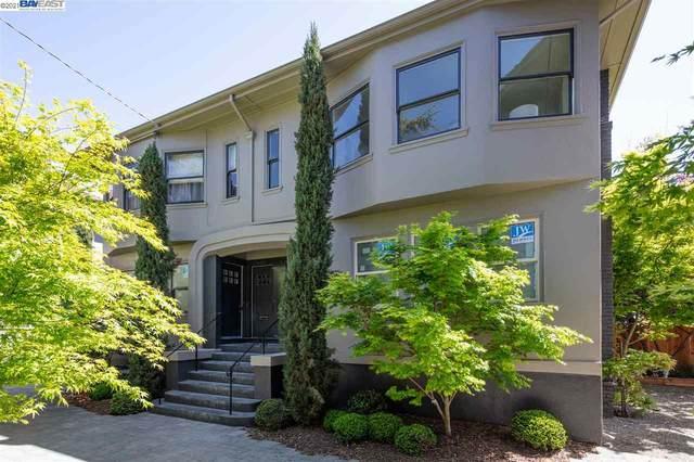 4140 Manila, Oakland, CA 94609 (#BE40945073) :: Intero Real Estate
