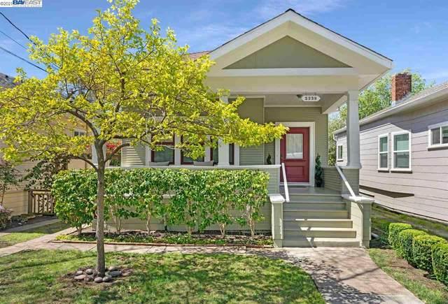 2238 California St, Berkeley, CA 94703 (#BE40945378) :: The Sean Cooper Real Estate Group