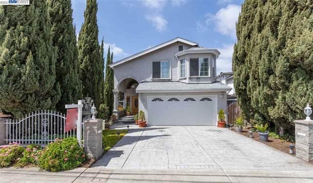 1313 145Th Ave, San Leandro, CA 94578 (#BE40944666) :: Intero Real Estate