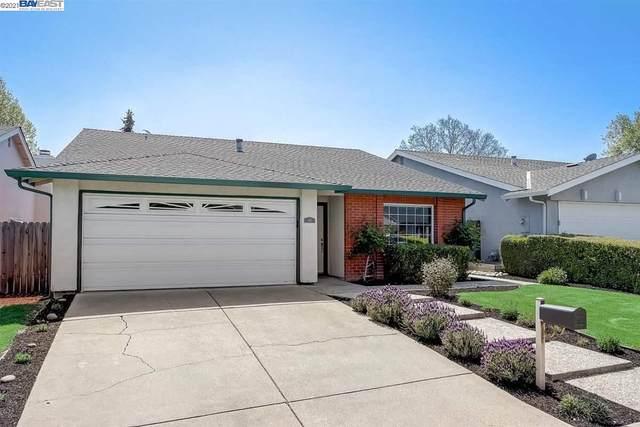 105 Valdivia Cir, San Ramon, CA 94583 (#BE40943480) :: Intero Real Estate