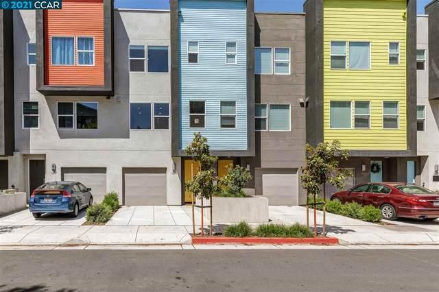 1379 Pullman Way, Oakland, CA 94607 (#CC40945429) :: Schneider Estates