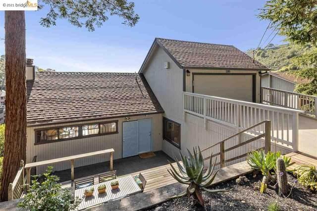 1285 Alvarado Rd., Berkeley, CA 94705 (MLS #EB40945443) :: Compass