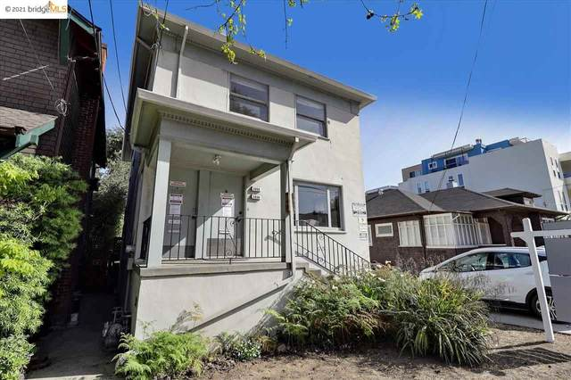 3856 Howe St, Oakland, CA 94611 (#EB40945447) :: The Sean Cooper Real Estate Group