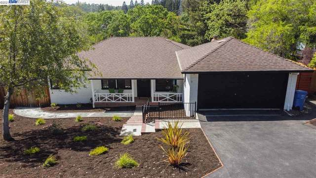 2858 Kinney Dr, Walnut Creek, CA 94595 (#BE40945451) :: Schneider Estates