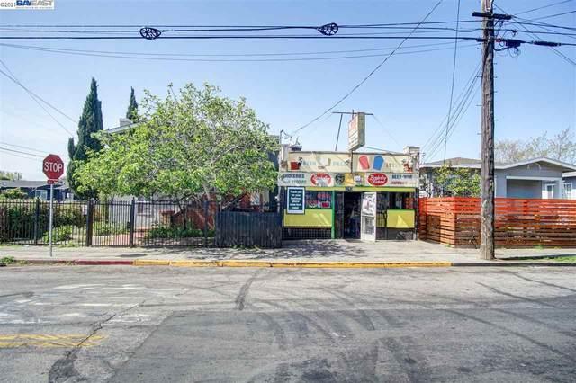 6245 Avenal Ave, Oakland, CA 94605 (#BE40945496) :: Intero Real Estate