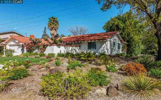 2968 Deerpark Dr, Walnut Creek, CA 94598 (#CC40945531) :: Schneider Estates