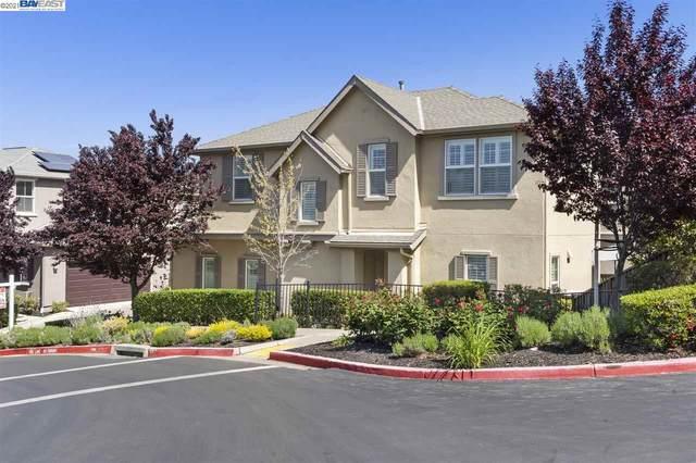 602 Falling Star Dr, Martinez, CA 94553 (MLS #BE40945544) :: Compass