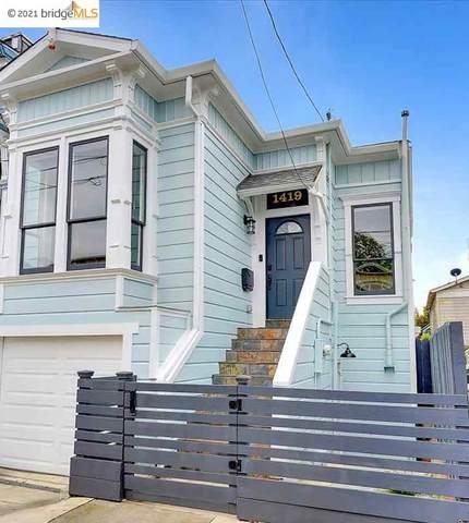 1419 11th Street, Oakland, CA 94607 (#EB40945547) :: Schneider Estates
