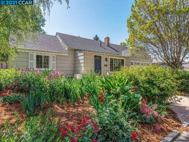 5320 Likins Ave, Martinez, CA 94553 (#CC40945133) :: The Sean Cooper Real Estate Group