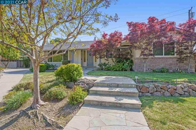 245 Encina Corte, Walnut Creek, CA 94598 (#CC40945215) :: Schneider Estates