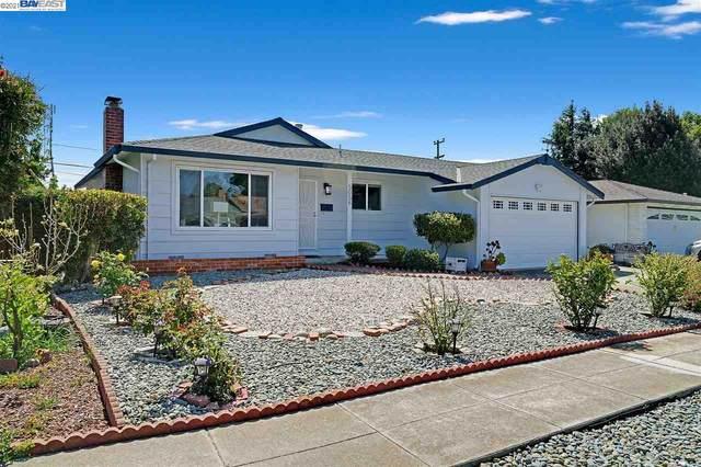 5056 Conde Ct, Fremont, CA 94538 (#BE40945587) :: Intero Real Estate