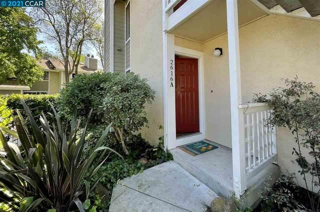2616 Jones Rd A, Walnut Creek, CA 94597 (#CC40945591) :: Intero Real Estate