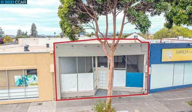 12833 San Pablo Ave, Richmond, CA 94805 (#CC40945602) :: Schneider Estates
