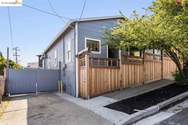 1240 S 59Th St, Richmond, CA 94804 (#EB40945603) :: The Sean Cooper Real Estate Group
