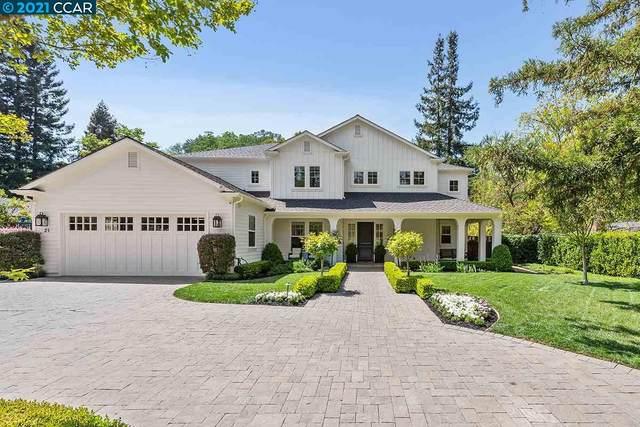 21 Winfield Ln, Walnut Creek, CA 94595 (#CC40945606) :: Schneider Estates