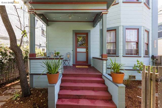 1834A Hearst, Berkeley, CA 94703 (#EB40945613) :: The Sean Cooper Real Estate Group
