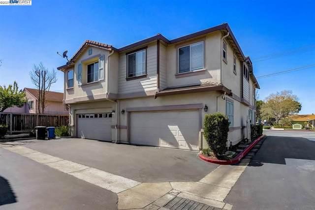 4198 Glenwood Ter 2, Union City, CA 94587 (#BE40945081) :: Schneider Estates