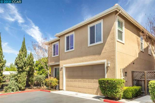 225 Montevina, Hayward, CA 94545 (#CC40945206) :: Robert Balina | Synergize Realty