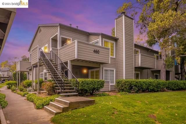 460 Canyon Oaks Dr A, Oakland, CA 94605 (#EB40945643) :: Intero Real Estate