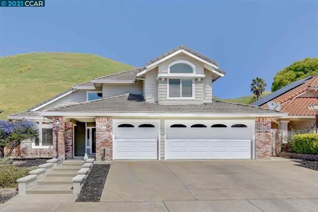 257 Grissom St, Hercules, CA 94547 (#CC40945135) :: Schneider Estates