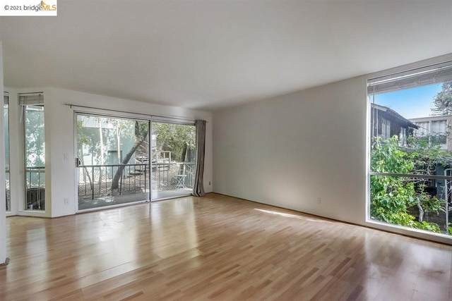2700 Le Conte Ave 406, Berkeley, CA 94709 (#EB40945683) :: The Kulda Real Estate Group