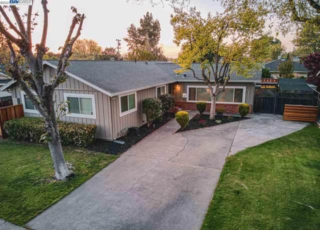 4219 School St, Pleasanton, CA 94566 (#BE40945212) :: Intero Real Estate