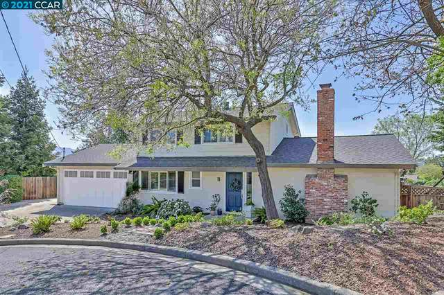 11 Bartlett Court, Pleasant Hill, CA 94523 (#CC40945332) :: Schneider Estates