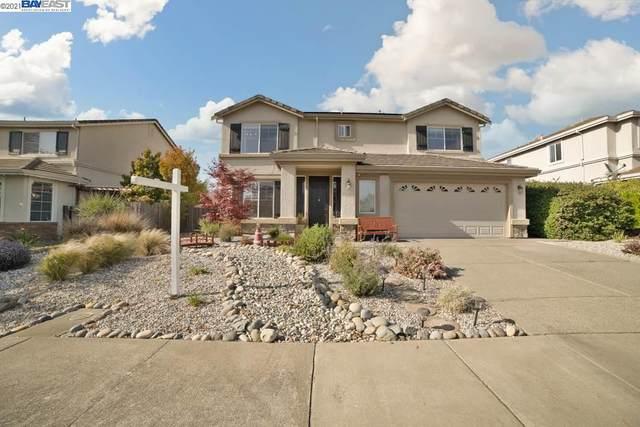 110 Entrada Cir, American Canyon, CA 94503 (#BE40945693) :: Schneider Estates