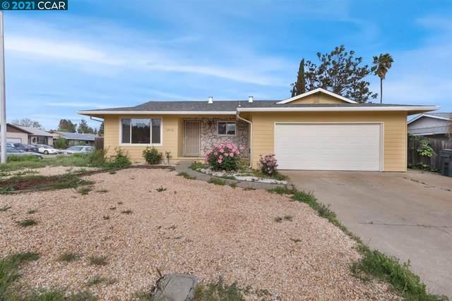 2972 El Monte Way, Antioch, CA 94509 (#CC40945699) :: Intero Real Estate