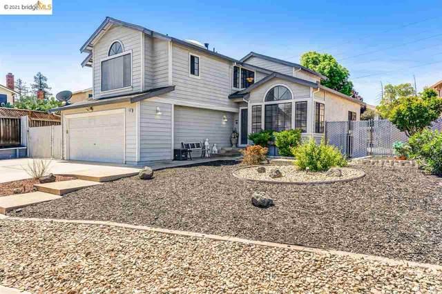 2834 Wildflower Dr, Antioch, CA 94531 (#EB40945696) :: Schneider Estates