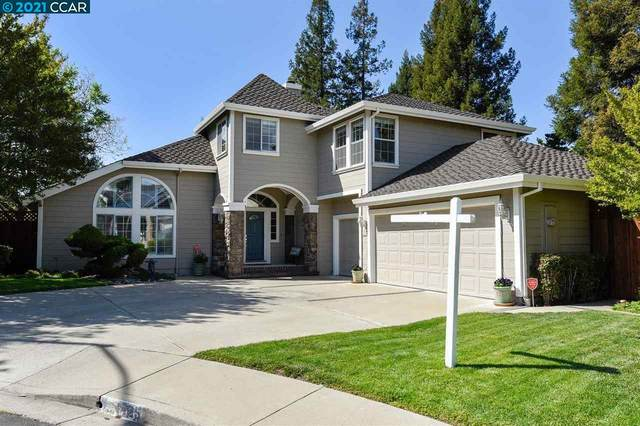 1125 Kaitlin Pl, Concord, CA 94518 (#CC40945717) :: Schneider Estates