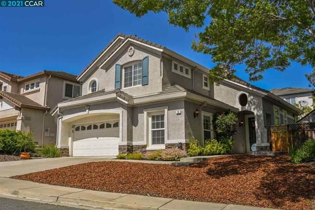 23 Palmer Ct, Pleasant Hill, CA 94523 (#CC40945722) :: Schneider Estates