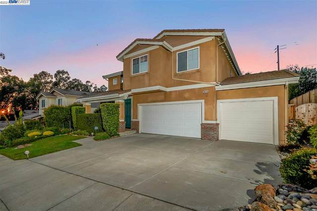 2476 Reyna Dr, Hayward, CA 94541 (#BE40945723) :: Schneider Estates