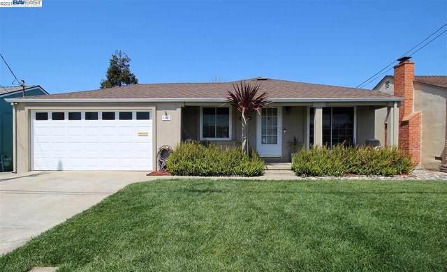1437 Via Manzanas, San Lorenzo, CA 94580 (#BE40945729) :: Intero Real Estate