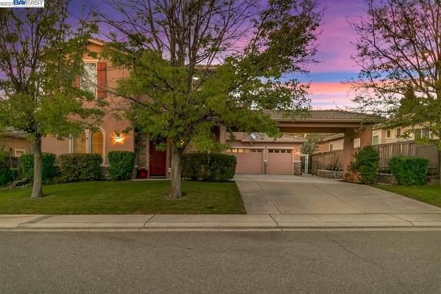 1065 Sandwick Way, Folsom, CA 95630 (#BE40945739) :: Schneider Estates
