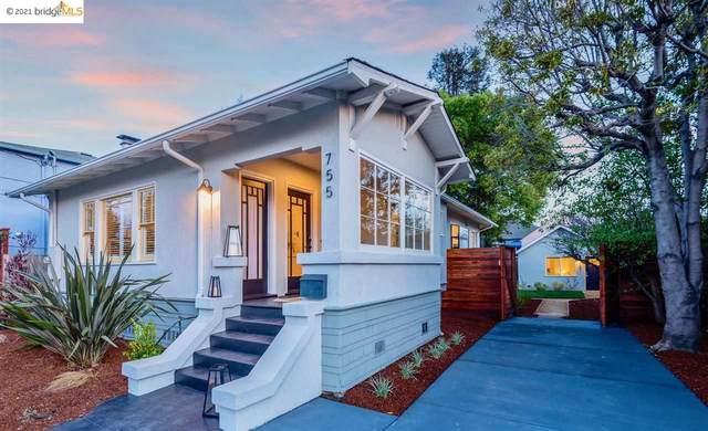 755 65Th St, Oakland, CA 94609 (#EB40945745) :: Intero Real Estate